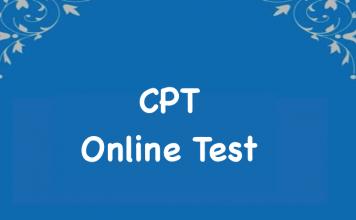CPT Online Test
