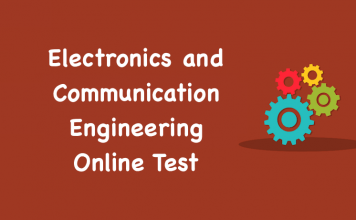 Electronics and Communication Engineering Online Test