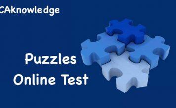 Puzzles Online Test