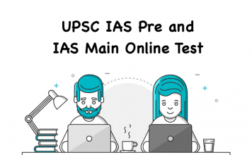 UPSC IAS Pre and IAS Main Online Test