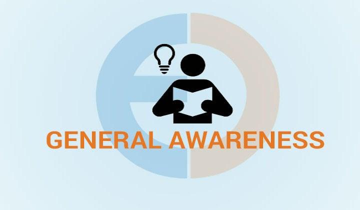 General Awareness Online Test