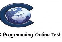 C Programming Online Test