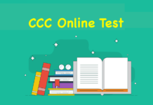 ccc ms power point online test free ccc nielit power point mock test