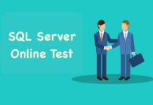 SQL Server Online Test