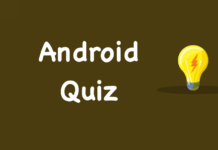 Android Quiz