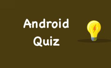 Android Quiz