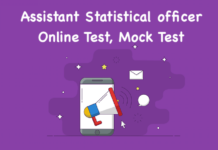 RPSC ASO Online Test