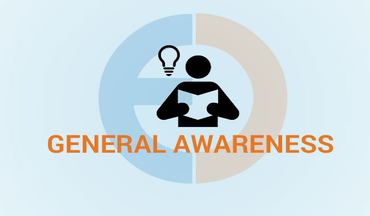 General Awareness Online Test