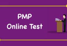 PMP Online Test