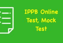 IPPB Online Test