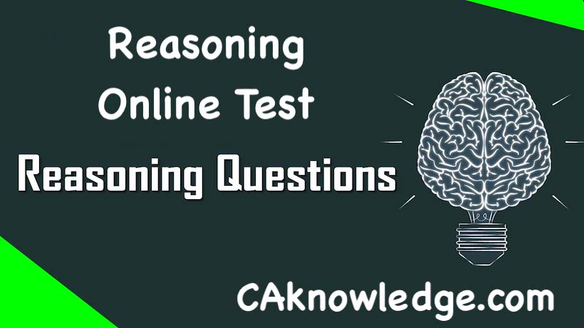 logical reasoning test with answers pdf