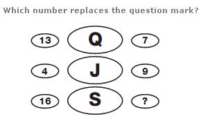 Logical puzzles Question 12