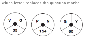 Logical puzzles Question 18