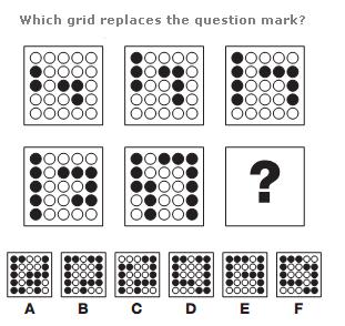 Logical puzzles Question 5