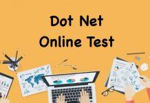 Dot Net Online Test